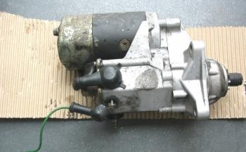 dezmembrari camion Vand electromotor Iveco Cursor 8
