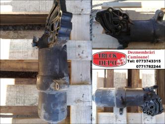 dezmembrari camion Suport filtru ulei MB Atego 25.28