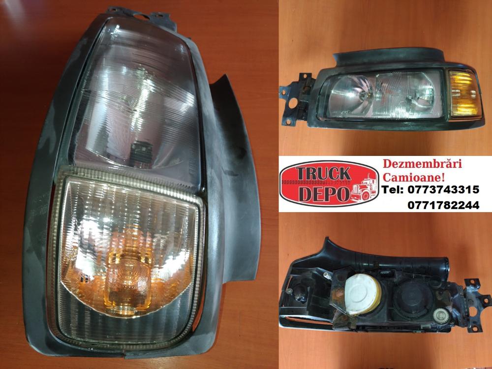 dezmembrari camion Far cu ochelar far Renault Premium 420 DCI