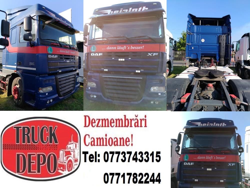 dezmembrari camion NOU LA TRUCK DEPO - DAF XF 105.460 E5