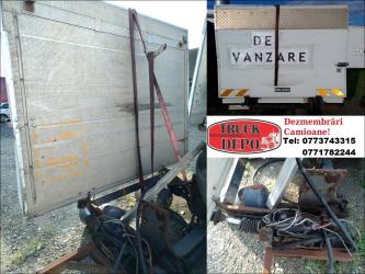 dezmembrari camion Lift hidraulic MB Atego 815