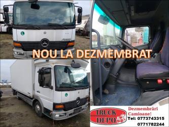 dezmembrari camion NOU LA DEZMEMBRAT Mercedes Benz Atego 815