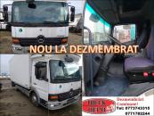 dezmembrari camioane NOU LA DEZMEMBRAT Mercedes Benz Atego 815