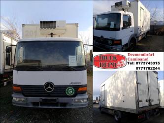 dezmembrari camion NOU la Truck Depo - Mercedes Benz Atego 815