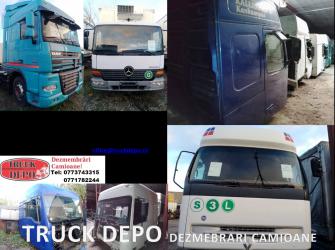dezmembrari camion Promotia lunii noiembrie