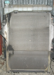 dezmembrari camion Vand radiator+intercooler Man Silent