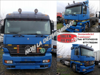 dezmembrari camioane NOU LA DEZMEMBRAT - Mercedes Benz Actros 25.40