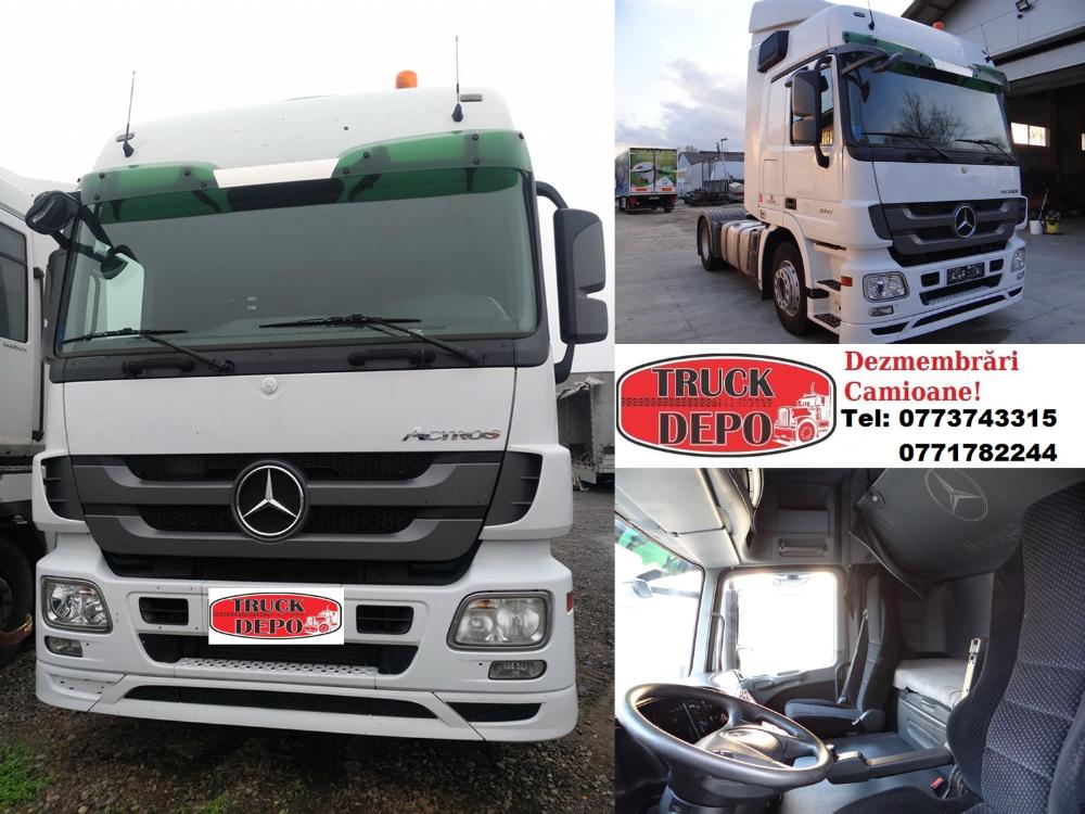 dezmembrari camion NOU LA TRUCK DEPO - Mercedes Benz Actros 18.41