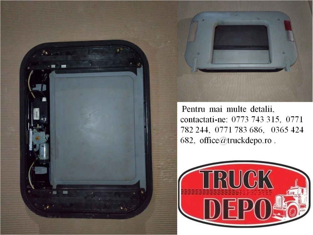 dezmembrari camion Trapa electrica MAN TGL 8.240