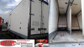 dezmembrari camioane Duba frigorifica compartimentata