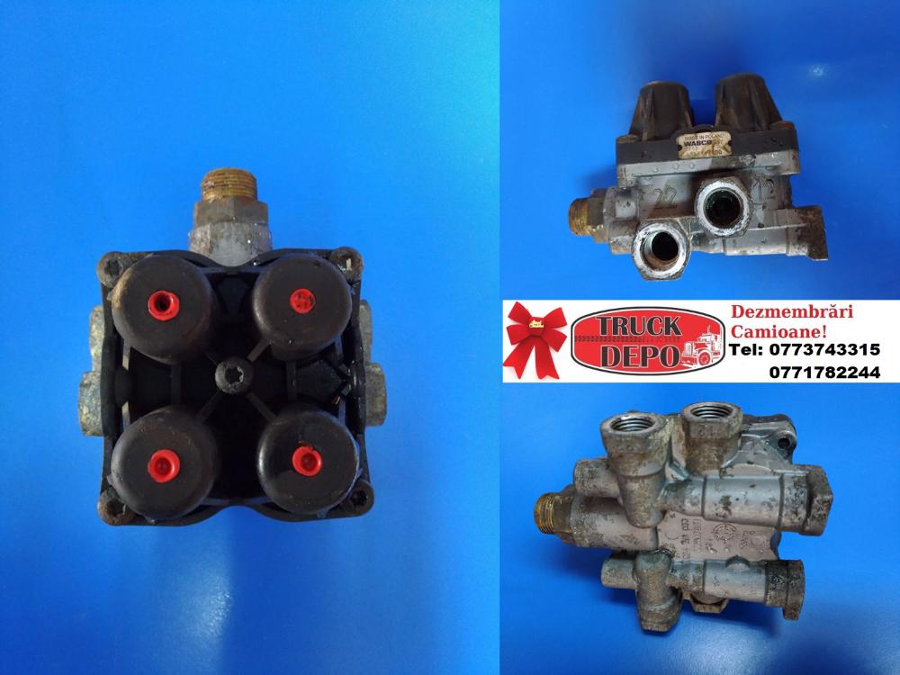 dezmembrari camion Supapa 4 circuite Volvo FH 12.420
