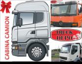 dezmembrari camioane Cabine pentru diferite modele de camioane