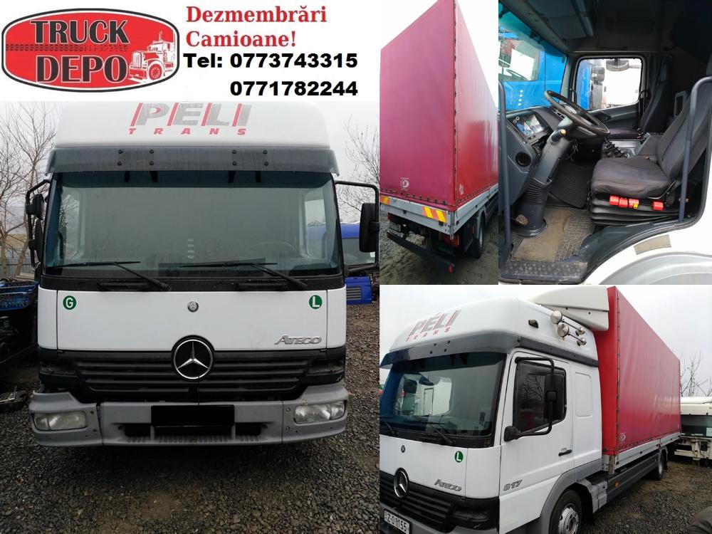 dezmembrari camion NOU LA DEZMEMBRAT - MB Atego 817