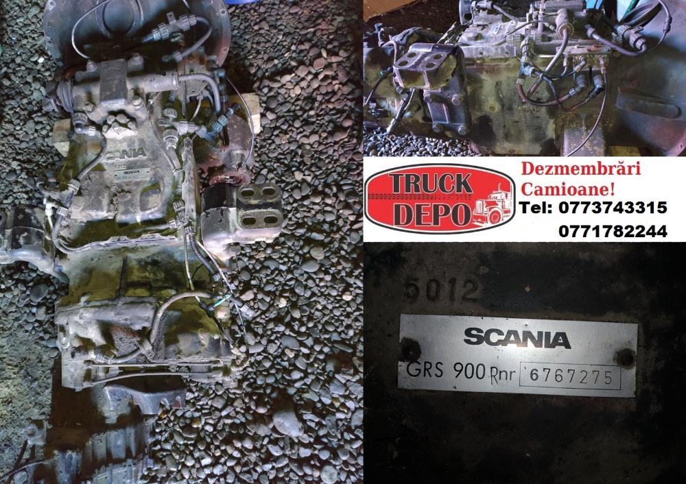 dezmembrari camion Cutie de viteze GRS 900 R, Scania L 124.400
