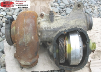 dezmembrari camion De vanzare turbo Scania 470 motor, E3