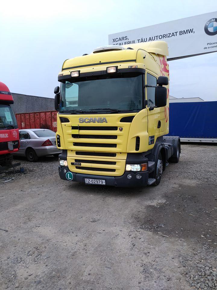 dezmembrari camion Scania R420