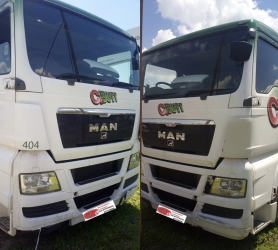 dezmembrari camion MAN TGX