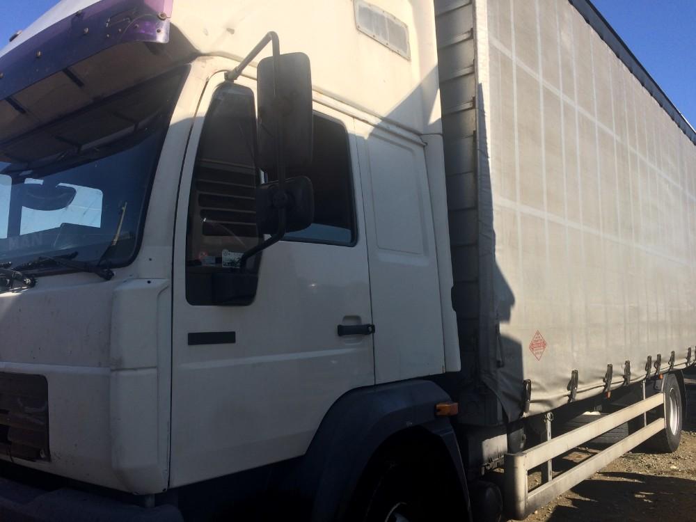 dezmembrari camion NOU la dezmembrat MAN 14.225 ,220 cp,cutie manuala in 8 trepte cu bataie