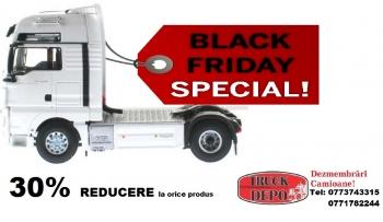 dezmembrari camion BLACK FRIDAY SPECIAL!