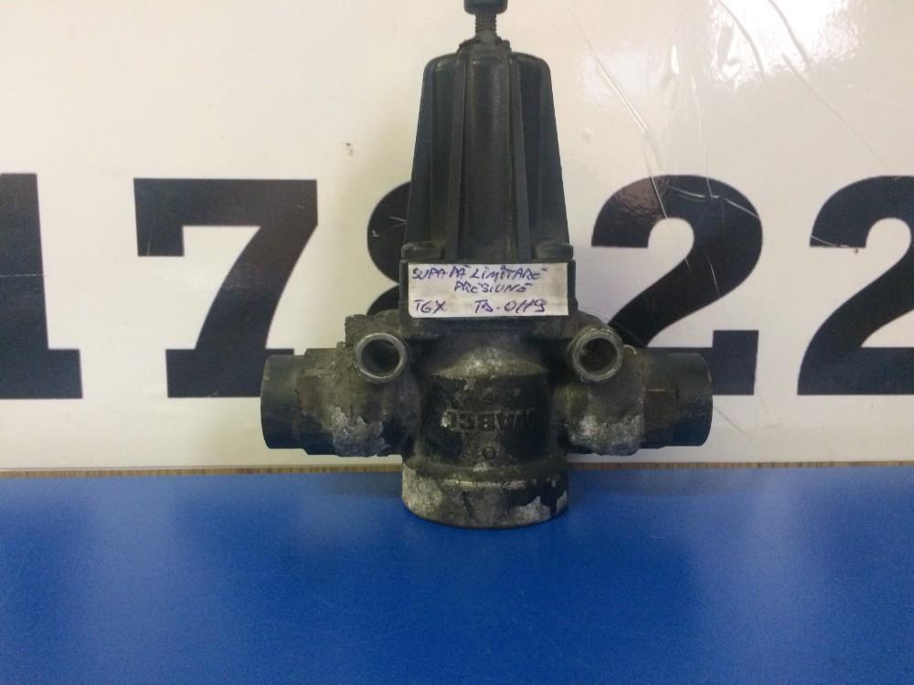 Supapa limitare presiune MAN TGX provenita din dezmembrari camioane