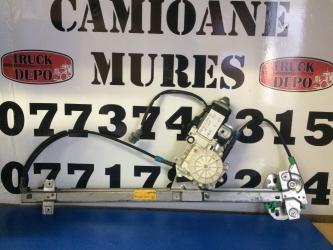 dezmembrari camioane Macara geam+motoras stanga Mercedes Atego 816