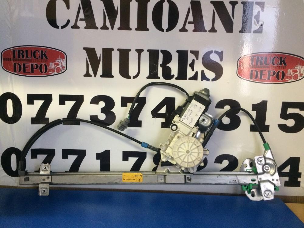 dezmembrari camion Macara geam+motoras stanga Mercedes Atego 816