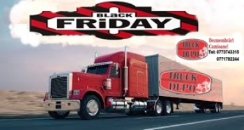 dezmembrari camion BLACK FRIDAY IS COMING SOON !!!