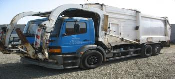 dezmembrari camioane Mercedes Benz MB 2528 6x2 Atego