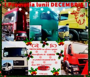 dezmembrari camioane PROMOTIA LUNII DECEMBRIE !!!