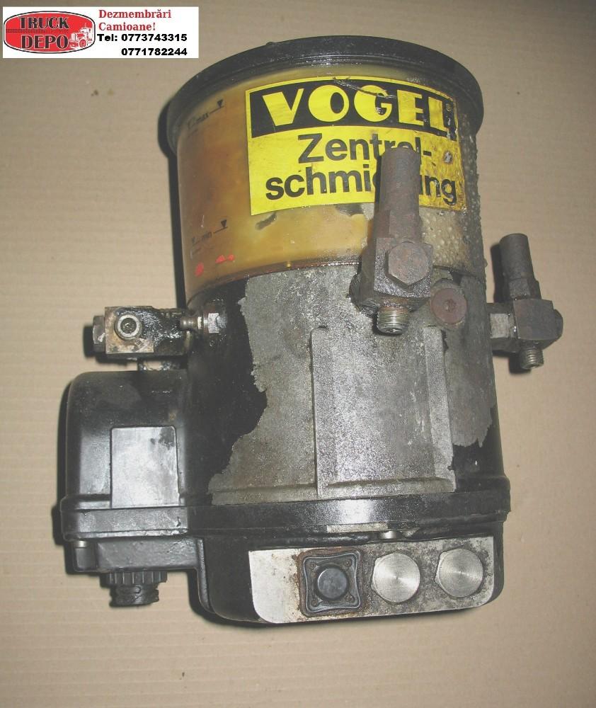 Pompa gresare automata VOGEL