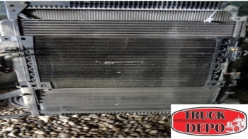 dezmembrari camion Radiator apa + intercooler +clima  MERCEDES BENZ ACTROS 1840 LS.