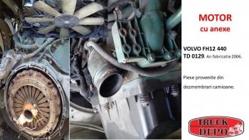 dezmembrari camion Motor cu anexe VOLVO FH12 440