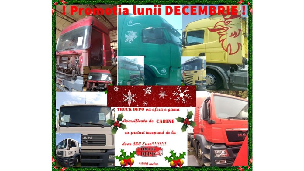 dezmembrari camion Promotia lunii Decembrie !