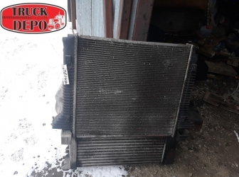 dezmembrari camion Radiator+ Intercooler Mercedes Atego 12.23