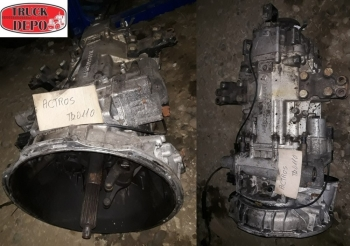 dezmembrari camion Cutie de viteze manuala Mercedes Actros 1840 LS