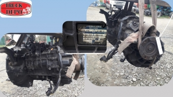dezmembrari camion Cutie automata 6 trepte MAN TGL 8.220