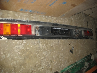 dezmembrari camioane Bara spate MAN 26.314 completa
