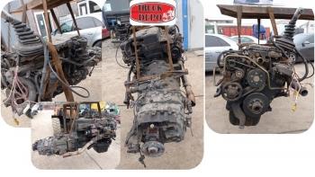 dezmembrari camion Motor MAN TGL 12.240