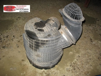 dezmembrari camion Carcasa filtru aer Axor