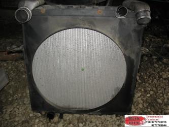 dezmembrari camion Intercooler + radiator + dufuzor MAN LE 12.220