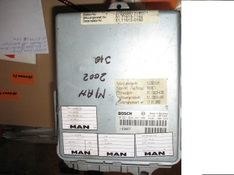 dezmembrari camioane Calculator motor Bosch, MAN 26.314