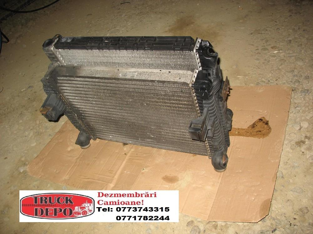 dezmembrari camion Intercooler + radiator Atego