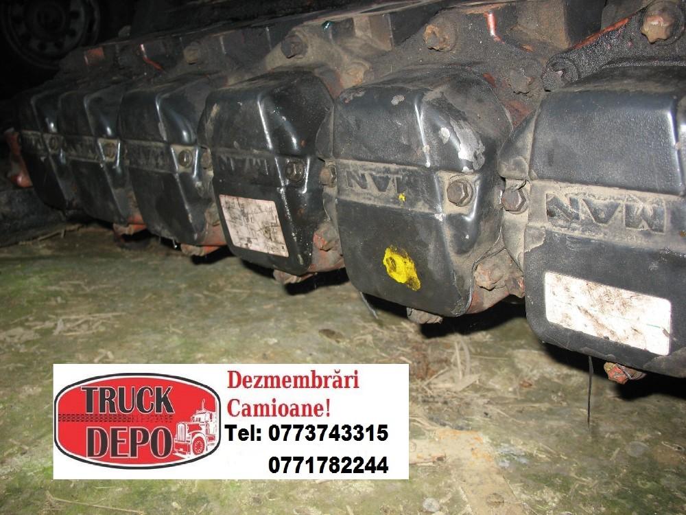 dezmembrari camion Chiuloasa MAN TGA - 460