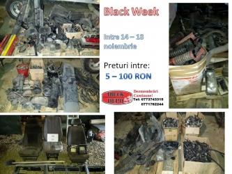 dezmembrari camion Black week
