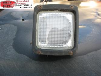 dezmembrari camion Lampa marsarier MAN LE 180 C
