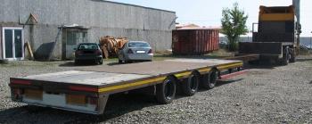 dezmembrari camioane Trailer NooteBoom