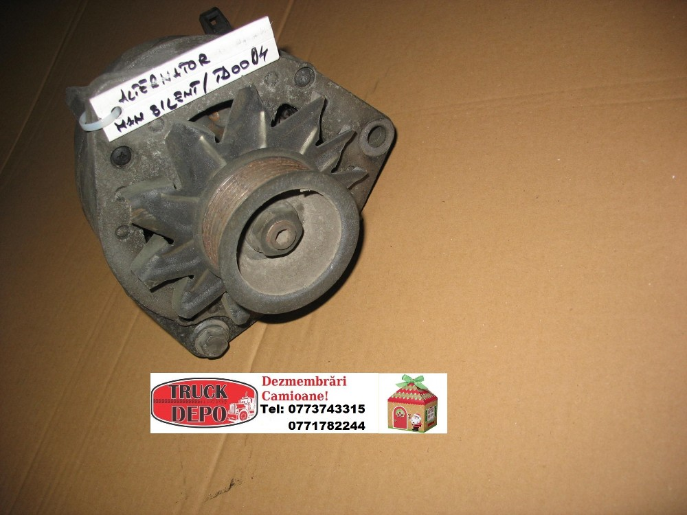 dezmembrari camion Alternator MAN 28.314