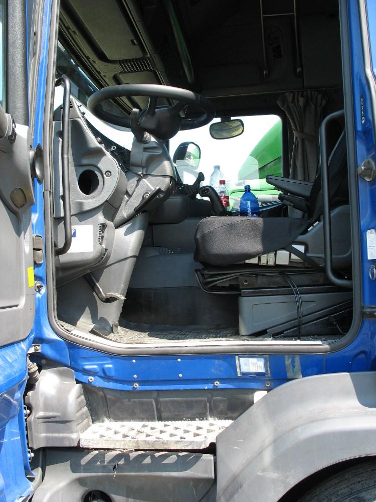 Scania R124 Topline