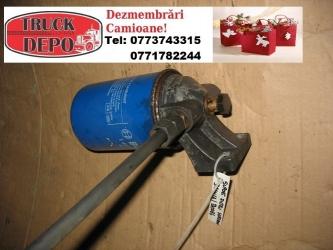 dezmembrari camion Suport filtru motorina Scania 124 L
