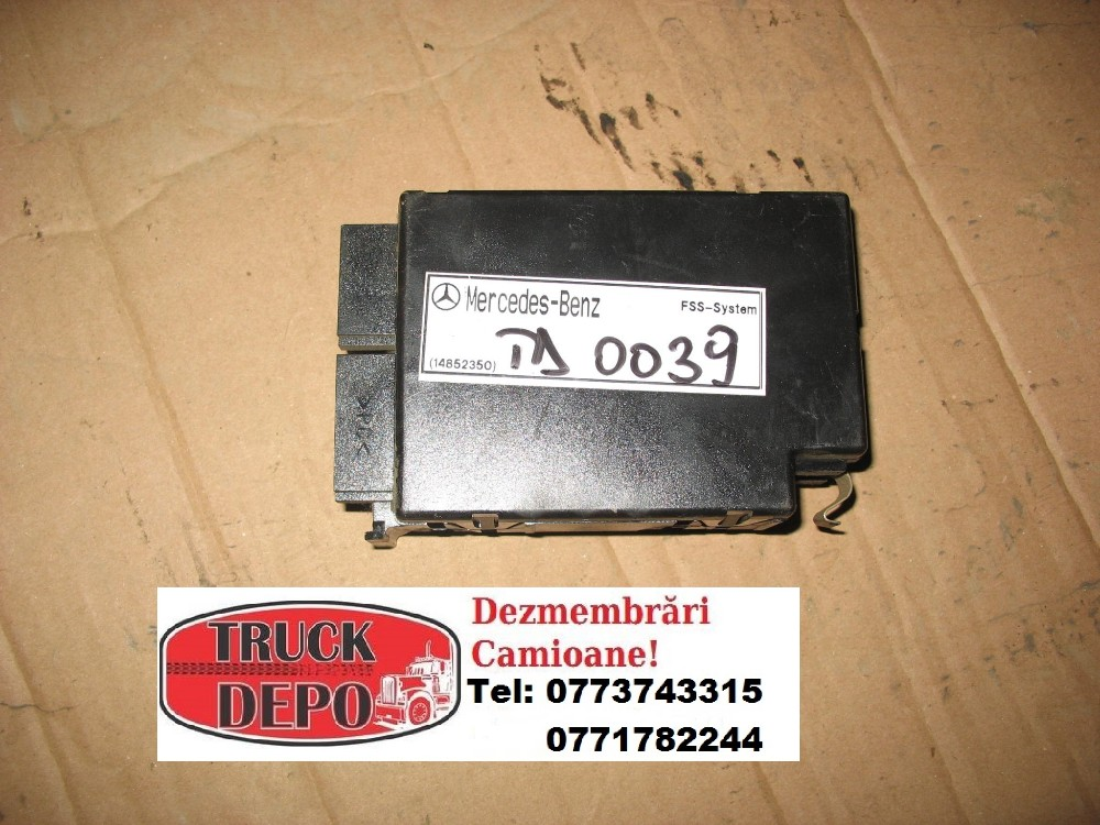 dezmembrari camion Unitate electronica Actros